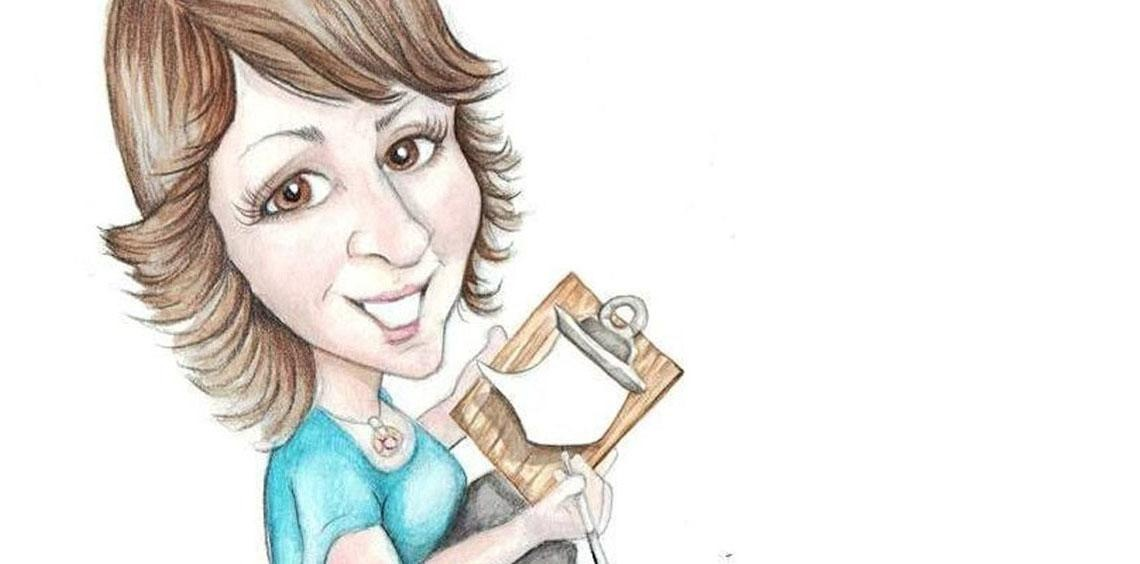 Caricaturise Yourself!