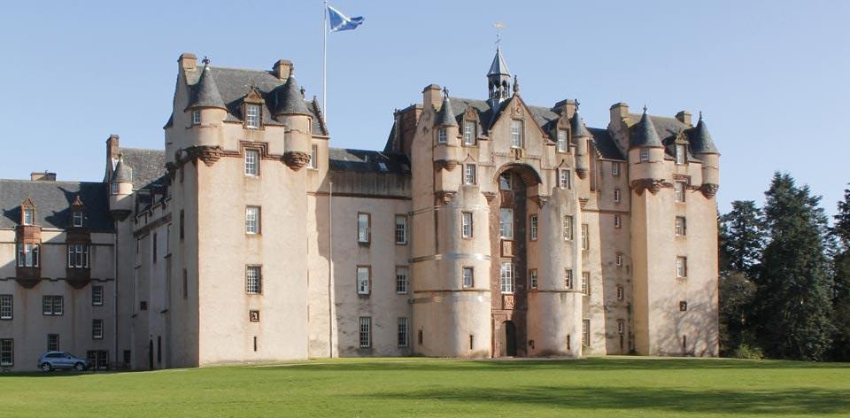 Scottish Chamber Orchestra at Fyvie Castle