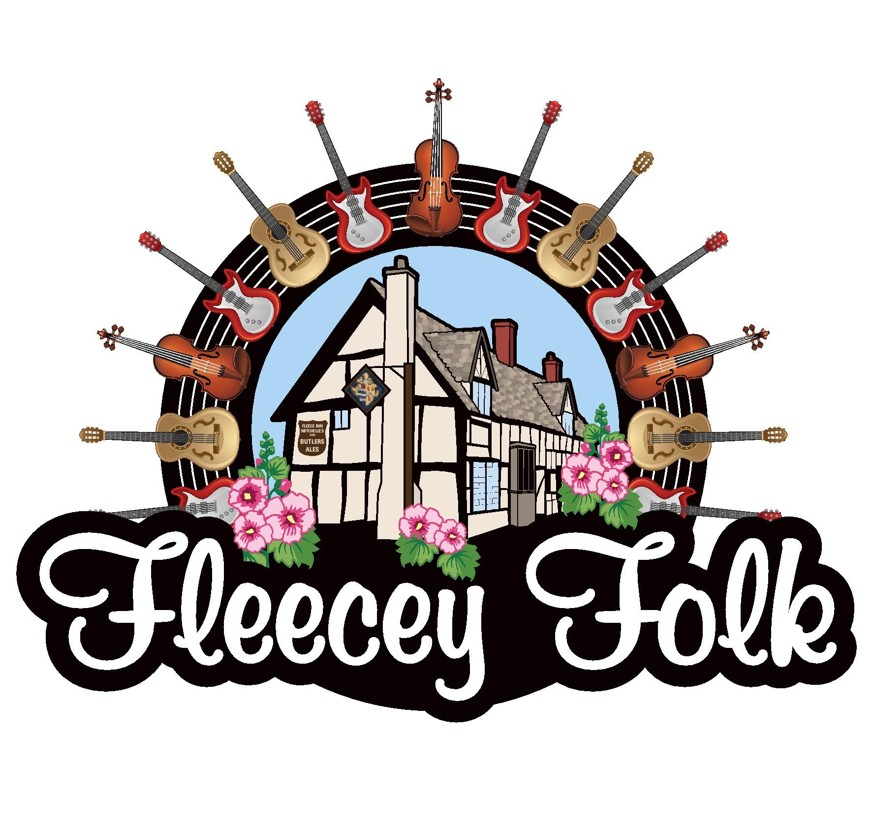 Fleecey Folk Logo